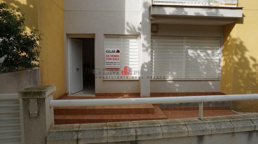 Los Narejos apartment